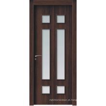 Portas interiores de WPC, porta francesa de WPC