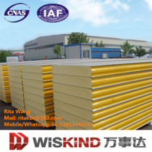 PU Sandwich Panel for Vila with ISO9001
