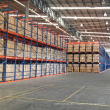 Q235B High Density Storage Drive-in Palettenregal