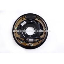 Freio de tambor-freio hidráulico de 12 polegadas com alavanca de estacionamento para trailer