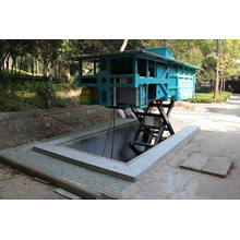 Underground Elevating Garbage Compression Station (LSY-6B) 6m3