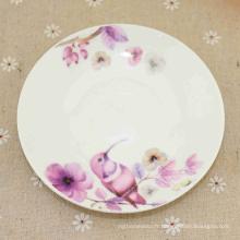 Assiettes et bols en mélamine en porcelaine