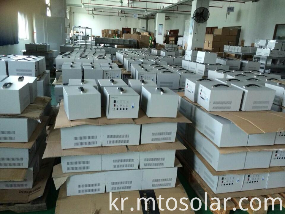 mtosolar production