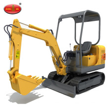 YG1.5-8 digging machine backhoe excavator