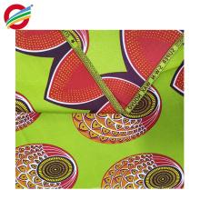 Чистый полиэстер реальный воск африканский текстиль ткань для продажи