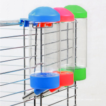 Plastic Hanging Cage Rabbits Water Bottle Rabbit Caged Watering System Rabbits Transport Drinking Bottle 500ml