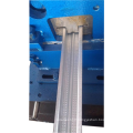 Ceiling and drywall galvanized steel furring channel machine