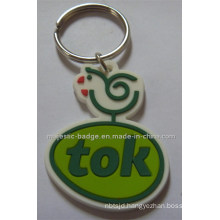 Soft PVC Key Ring (Hz 1001 K033)