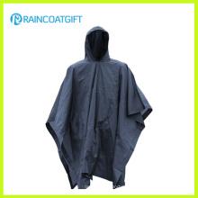 Hochwertige Nylon Regen Poncho langlebig Regenmantel Rpy-003