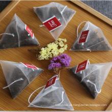 Té negro de Yunnan bolsa de té