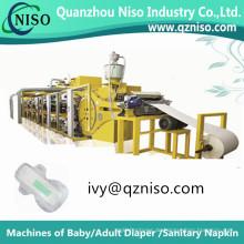 Wirtschaftliche Halbautomatische Feminine Pad Machine Manufacture (HY400)