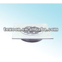 chrome plated brass floor strainers