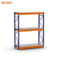 warehouse metal storage boltless steel rack