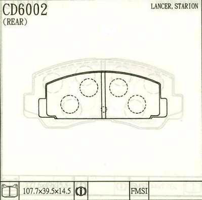 CD6002