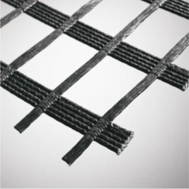 Engineering Uniaxial PET Geogrids