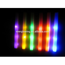 led flash plastic stick whole sell 2017