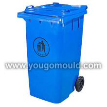 Outdoor Waste Bin Mold