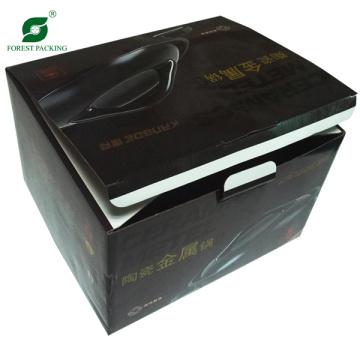 Boîte en carton ondulé assemblé facile (FP3047)
