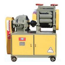 endireitamento e máquina de corte para construção