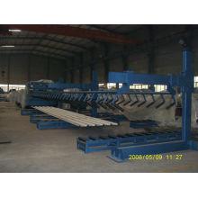 Stahl Rollen Formmaschine mit automatischer Stapler