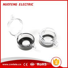 Verrouillage électrique à bouton-poussoir SBL02 38MM, clés de verrouillage de sécurité rondes
