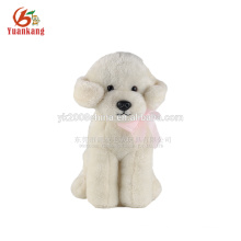 china supplier custom barking husky puppy dog plush toy