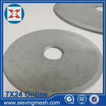 Metaalfilter Disc Mesh