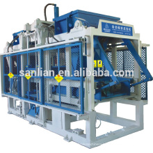 price small construction block making production machines in Algeria