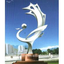 2016 Le nouveau concept d'art abstrait Sculpture haute quanlité