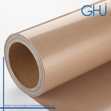 China Cheap price for Flexible Cookware Ptfe Coated Fabrics Non-toxic Teflon Liner supply to Monaco Suppliers