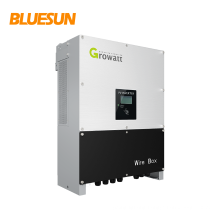 Bluesun Growatt 8kw charger inverter price for solar system