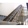 (ISO 9001 & CE) High Inclination Angle Rubber Belt Conveyor Price