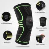 Neoprene knee sleeve support braces