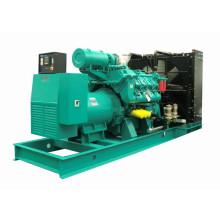 1200 об / мин 60 Гц Среднескоростные электрические генераторы 1320kw / 1650kVA