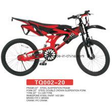 Moda Estilo Motor Crianças Bicicleta 12 inch