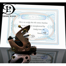 Arroz de calidad superior hierros máquinas de tatuaje personalizado
