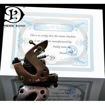 Top Quality Paddy Irons Custom Tattoo Machines