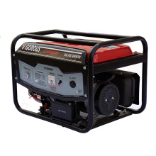 3KW Dual Fuel Generator For Back Up Use
