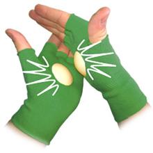 Noisemaker Cheerleading Fußball-Fans WM-Jubel-Handschuhe