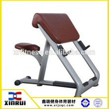 Handelsgymnastik-Bodybuildingausrüstung Scoot-Bankmaschine