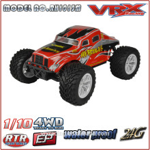 1/10 electric powered Brushless rc mega truck for sale