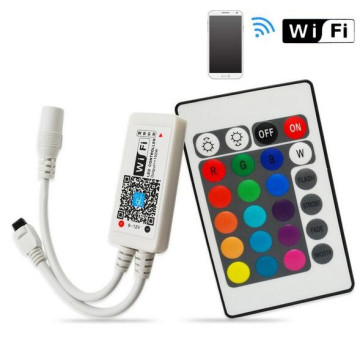 high quality Wifi RGB RGBW led strip controller magic home wifi led light controller for sell