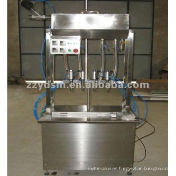2012 máquina de llenado / envasado de aceite semiautomático popular
