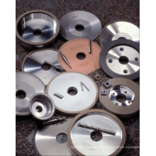 Präzision verchromt Diamant / CBN Werkzeuge, Schleifscheiben