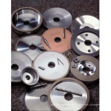 Precisión plateado diamante / CBN herramientas, muelas