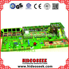 Indoor Playground Solution for Kids