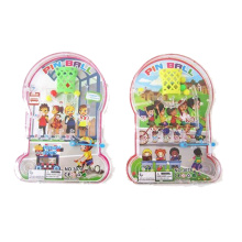 Handheld jogo de tabuleiro de plástico jogo de pinball brinquedo (10184280)