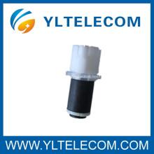 Dispositivos de vedação imperceptíveis de fibra óptica Simplex Duct para rede de cabos blindados