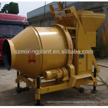 Electric /Diesel Engine Portable Concrete Mixer JZC350