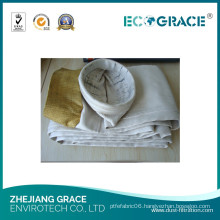 Smelting Industrial Application Dust Collector Fiberglass Filter Bag